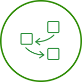 ikona vývoje
